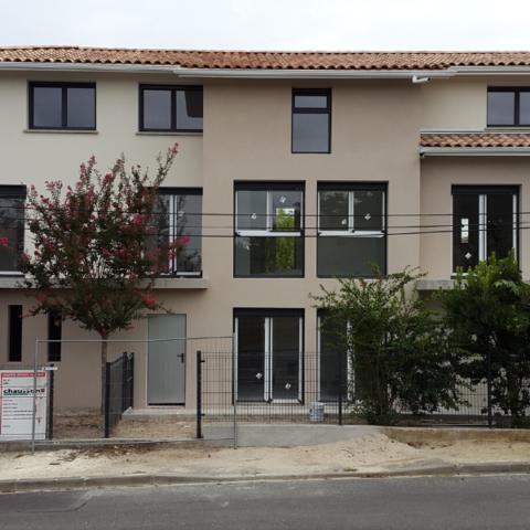 Projet immobilier Villas Condorcet -Pessac (33)