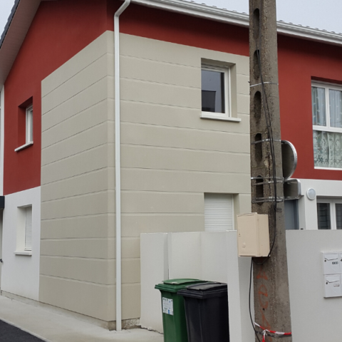 Projet 65LPLV – 4 logements – Talence (33)